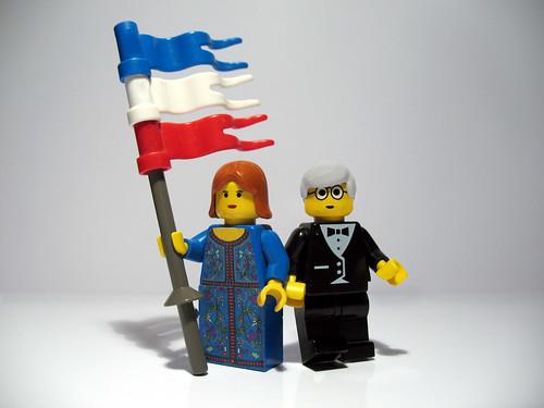Playmobil: Olympe de Gouges vs. Jürgen Habermas