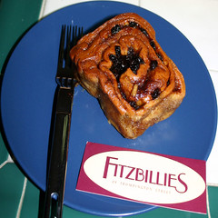 Fitzbillies Chelsea Bun by mail