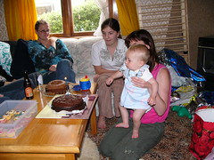 20070120au Kat's first birthday party