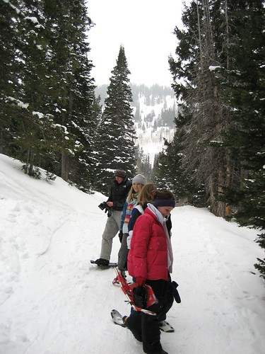 Snowshoeing Jan 2007 020