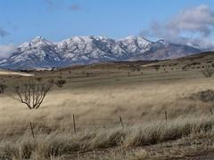 View from Sonoita, AZ