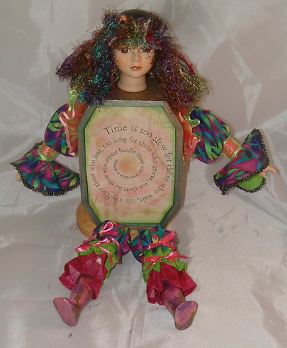 Clock Doll DIP