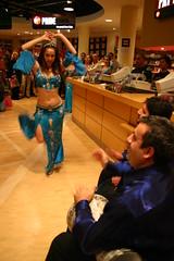 Jillina w/ Issam Houshan (susiep94115) Tags: dance turquoise twirl bellydance bellydancesuperstars jillina issamhoushan sahlaladancers