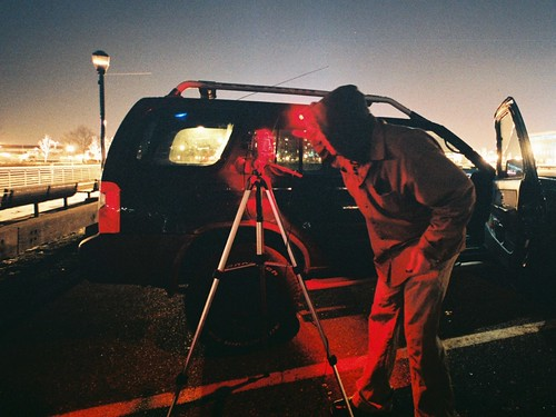 night shooting
