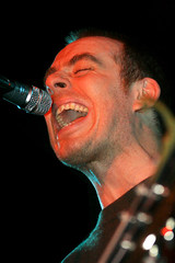 Ted Leo at North Six - by Wolinetz