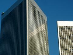 LA's Twin Towers (RichGreenePhotography.com) Tags: california architecture buildings losangeles skyscrapers twintowers centurycity yamasaki richgreenephotography