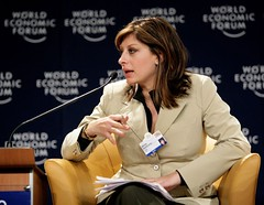 Maria Bartiromo - World Economic Forum Annual ...