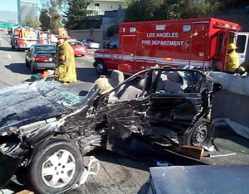 pics from brandys car accident some one call aaa or geico. Cars Review. Best American Auto & Cars Review
