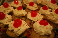 beschwipste kirsch-muffins