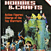 """Toys Hobbies & Crafts"" Aug.1983 - cover 'Action Figures: Charge..- ' (( 1983 ))"