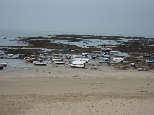Boats in Cadiz