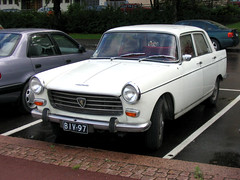 404 (edsel) Tags: voiture 404 peugeot pininfarina