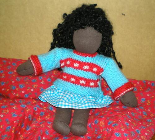 doll for switzerland