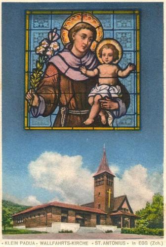 Sankt Antonius, Egg bei Zürich