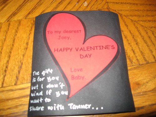 valentine's card!!!