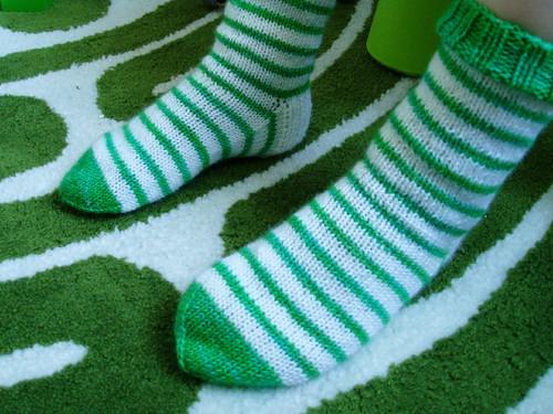 Onni's socks
