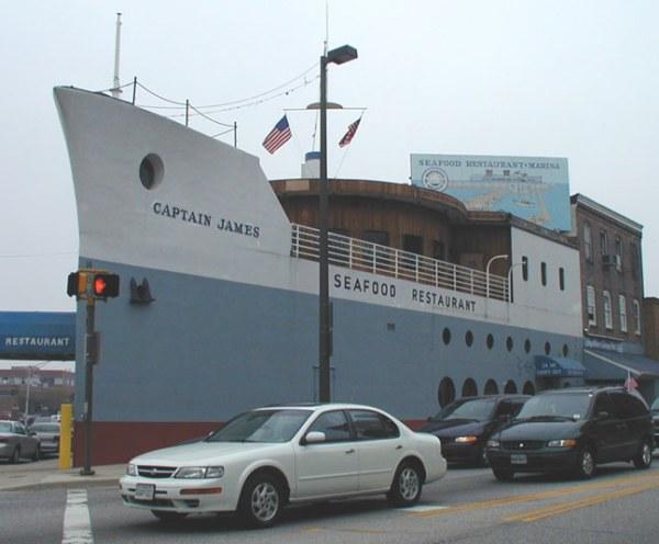restaurante barco