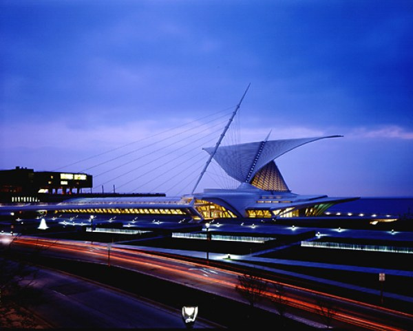 museo milwaukee calatrava