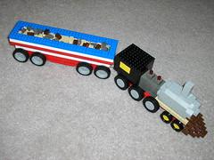 Train + CoalCar 01