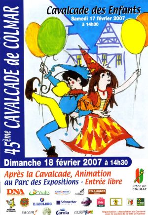 carnaval colmar