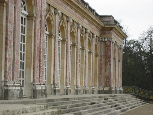 Back of Grand Trianon