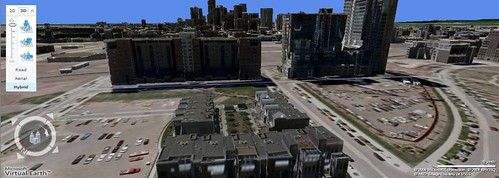 Windows Live Maps Denver 1