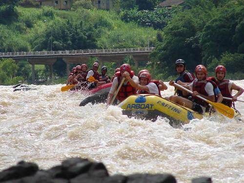 Rafting @ Ibirama