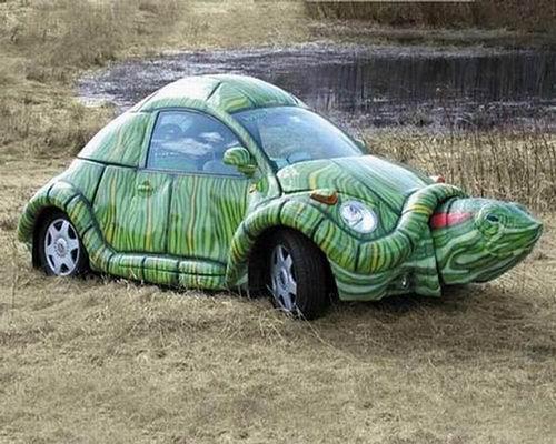 Automobile, Custom Car