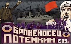Battleship Potemkin (Notyalc Rednaxela) Tags: photoshop poster soviet montage battleship eisenstein potemkin downunderchallenge