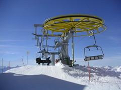 Orelle summit lift (Niels van Eck) Tags: lifts
