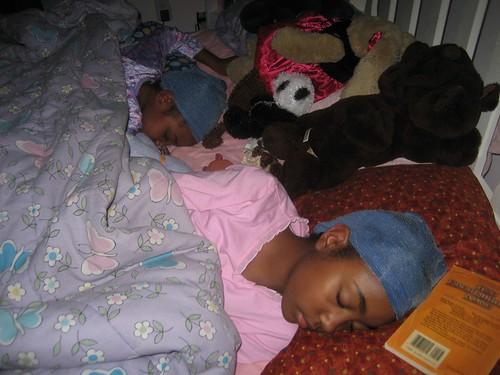Sister Sleepover
