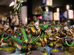 Necrons by Xadhoom, on Flickr