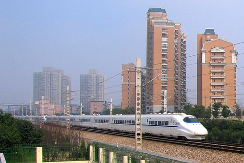 Shanghai to Hangzhou