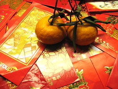 (John Chan -HK) Tags: new red year chinese packet