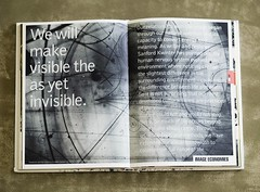 visible the invisible (明)