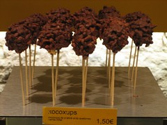 Bubó chocolate chupa-chups