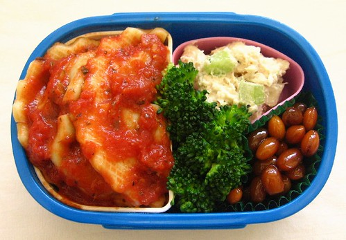 Speed Bento: leftover storage and portion guidelines