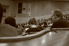 FOSDEM 2007 - Crowded Janson