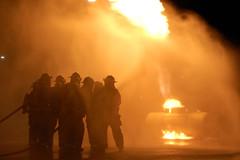 Tank Prop (cozmosis) Tags: training arkansas firefighting firefighters mfd fireacademy pulaskicounty diamondcenter maumelle maumellefiredepartment lpgas arkansasfireacademy