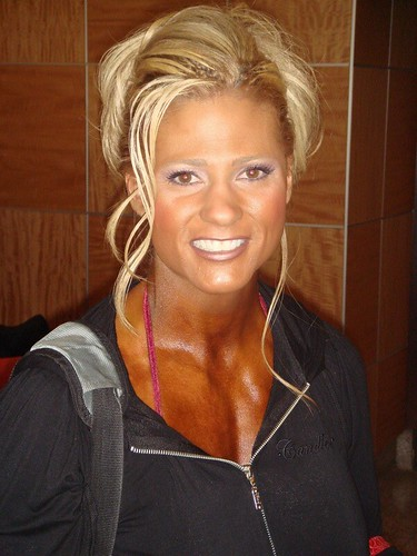 Jody May At The 2007 Arnold Classic