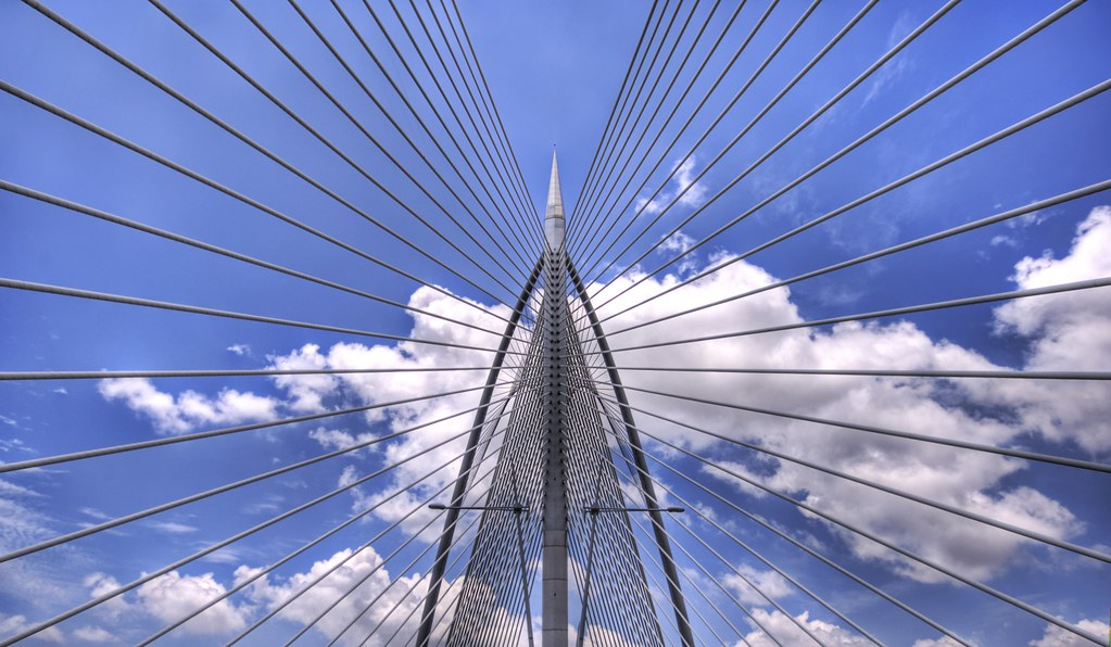 The Bridge of Putrajaya