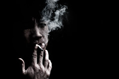 Smoking (noamgalai) Tags: china white black photography photo smoke picture smoking photograph noam allrightsreserved   photomania  noamg galai noamgalai   p1f1 wwwnoamgalaicom    siteportraits