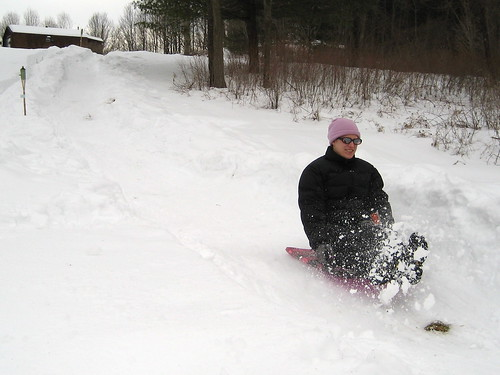 ACTION SLED!