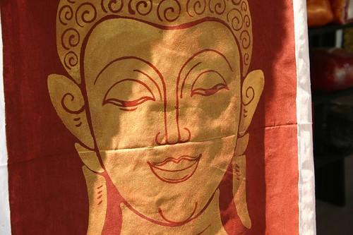 Souvenir from Louang Prabang...