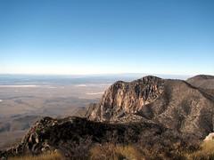 (Dan) Tags: park mountains texas nps hiking national guadalupe mountainpeak guadalupepeak