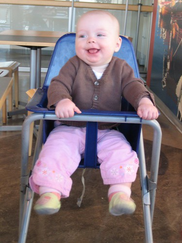 High chair'n Ada