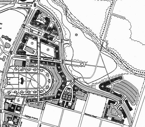 Route One Sector Plan - East Campus