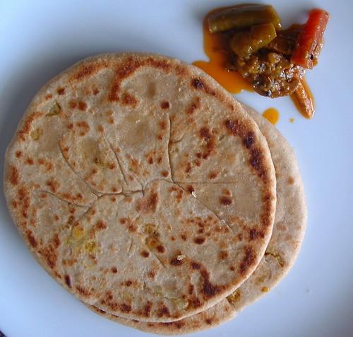 GobiParatha