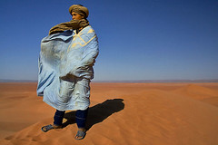 Postcard from the Sahara (Maciej 'Magic' Stangreciak) Tags: africa shadow portrait sun sahara nature portraits sand desert natural wind empty magic hill blow morocco berber maciej endless maroccan emptyspace mhamid mrmagic maciejstangreciak stangreciak pbasecommagic maciejmagicstangreciak maciejmagic