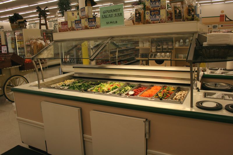 Fresh Salad Bar